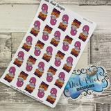 Bible Sven Gonk Character Stickers (DPD-2096)