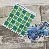 St Patrick's Day stickers  (DPD489)