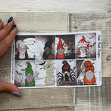 Halloween Gonk full box stickers for Erin Condren (DPD1832)