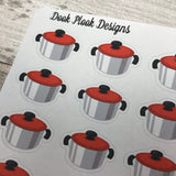 Slow cooker stickers (DPD365)