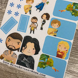 Winter is Coming Sticker Kit (DPD978)