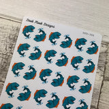 Fish stickers (DPD366)