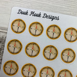 Compass stickers (DPD1323)