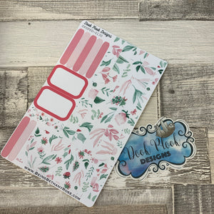 (0130) Passion Planner Daily stickers - Pretty in Pink