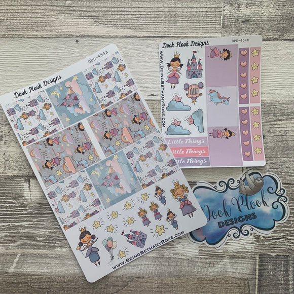 Princess sticker set (DPD454)