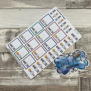 Doctor / Appointment stickers (DPD288)