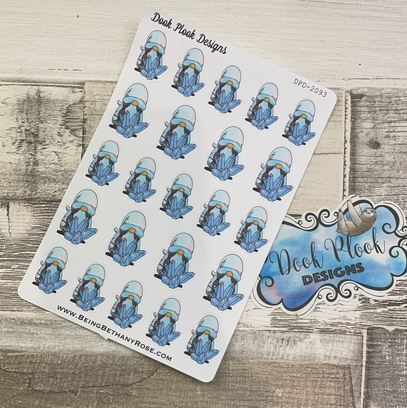 Crystal Gretel Gonk Character Stickers (DPD-2093)