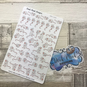 Mouse stickers (DPD1283)