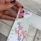 Passion Planner Hour Cover up / Washi strip stickers (Cherry Blossom DPDW-30)