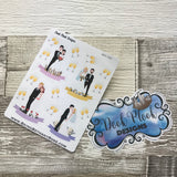Wedding stickers (DPD595)