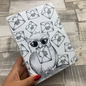 Sticker Album (Owl 3)