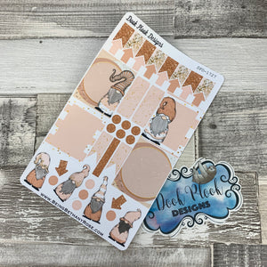 Rose Gold Gonk functional stickers  (DPD1727)