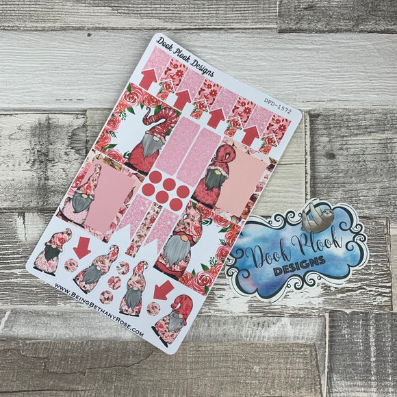 Rose Gonk functional stickers  (DPD1626)