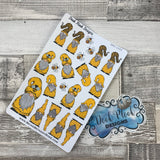 Bee Gonk Character Stickers (Mixed DPD-1593)
