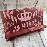 UKPA planner stand (Rose Gold)