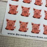 Pig stickers (DPD1068)