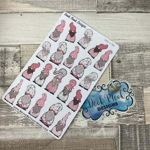 Pretty in Pink Gonk Character Stickers Mixed (DPD-1761)