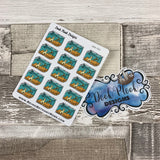 Fish tank stickers (DPD541)