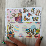 Erin Condren Month Note Pages (Easter)