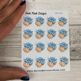 Wash hair stickers (DPD1067)