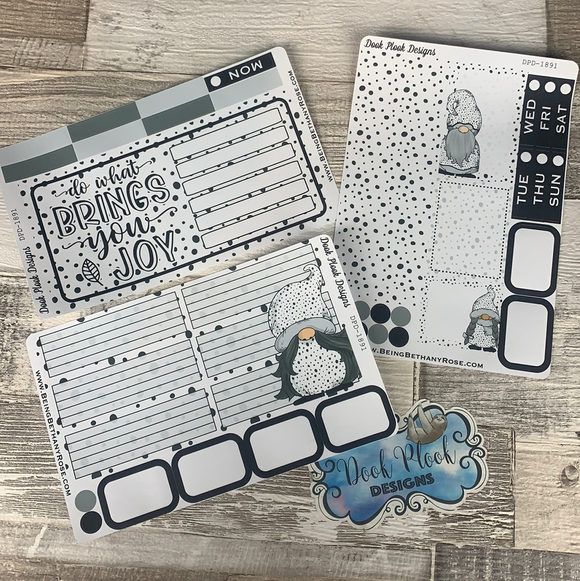 Dalmatian Passion Planner Week Kit (DPD1891)