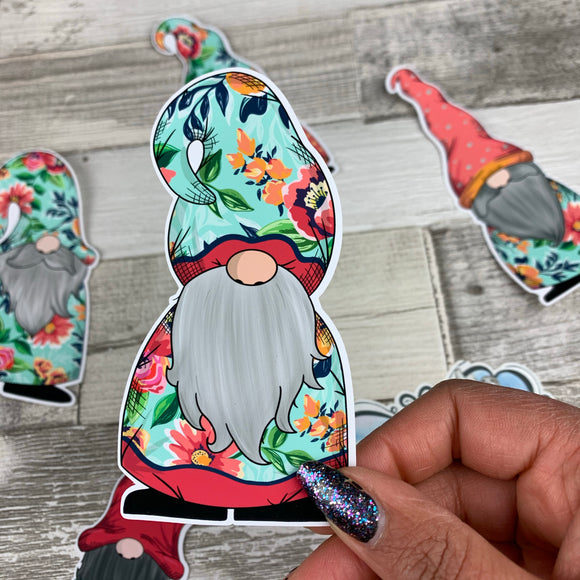 Tropic Gonk die cut (Gnorman)