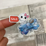 Octopus Character sale shopping stickers (DPD 1375)