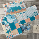 Pastel Beach Passion Planner Week Kit (DPD1758)