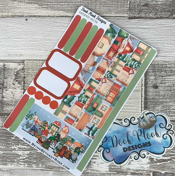 (0236) Passion Planner Daily stickers - Gonkmas