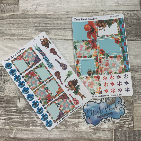 Hawaii / Aloha stickers kit (DPD1075)