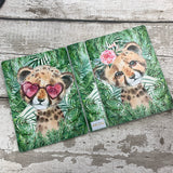 Sticker Album (Leopard 6)