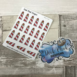 Lighthouse stickers (DPD1194)