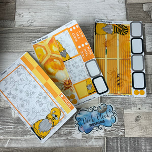 Bee Gonk Passion Planner Week Kit (DPD1600)
