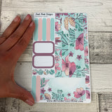 Passion Planner Daily stickers - Pretty Floral (DPDPPD-0047)