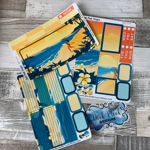 Hawaii Passion Planner Week Kit (DPD1710)
