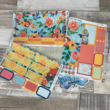 Tropic Passion Planner Week Kit (DPD1692)