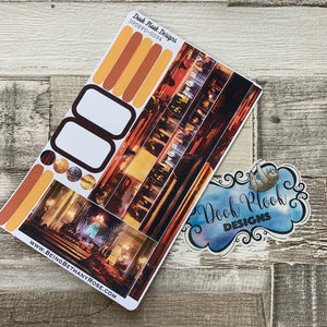 (0094)Passion Planner Daily stickers - Church