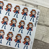 Superhero - Wonder stickers (DPD1386)