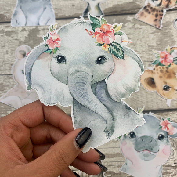Elephant Die cut
