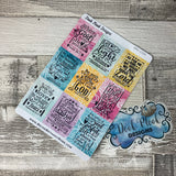 Bible verse stickers (DPD1858)