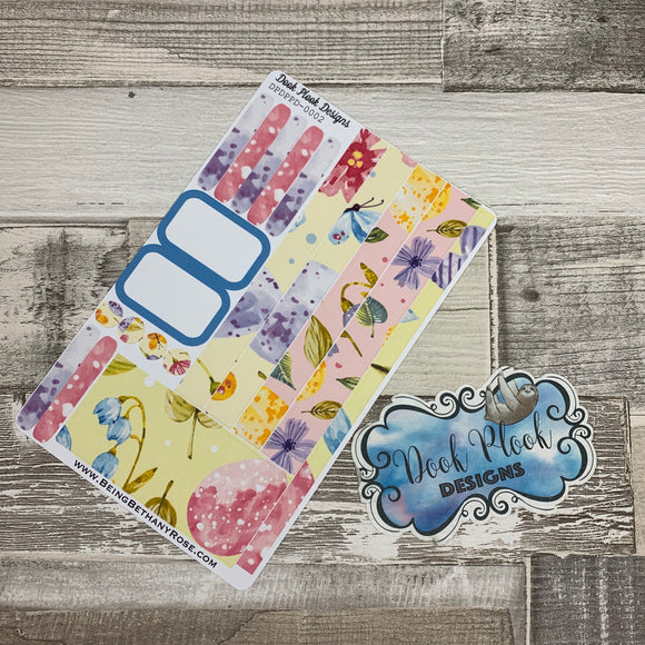 (0002) Passion Planner Daily stickers - Easter