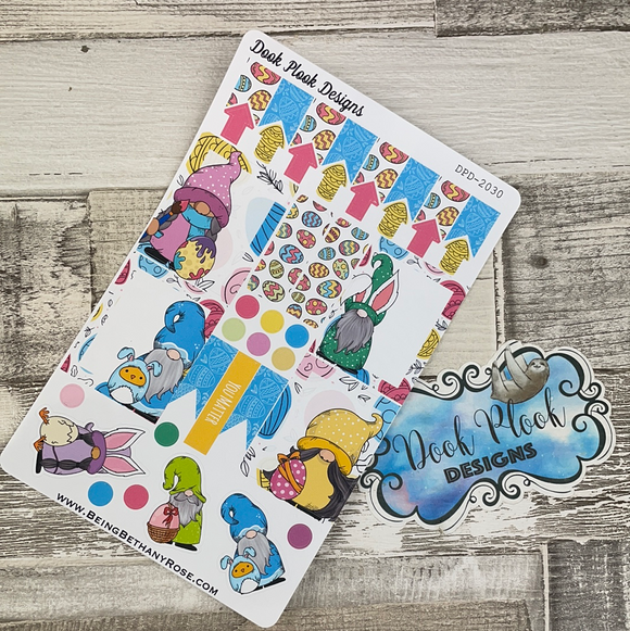 Easter Egg Gonk functional stickers  (DPD2030)