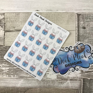 Reading Rabbit stickers (DPD1213)