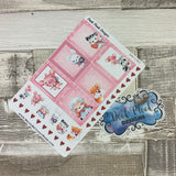 Valentines Day / Love Mixed Sheet with full box Stickers (DPD1383)
