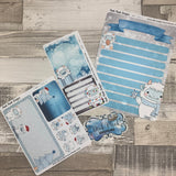 Erin Condren Month Note Pages (Yeti)