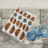 Mothers Day Otter stickers (DPD1551)