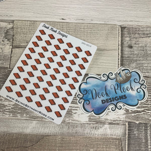 Small planner stickers (Dinkies) (DPD-D019)
