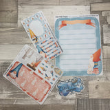 Erin Condren Month Note Pages (Canada)
