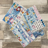 Alice (can change month) Monthly View Kit for the Erin Condren Planners