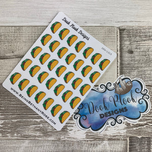 Taco stickers (DPD1315)
